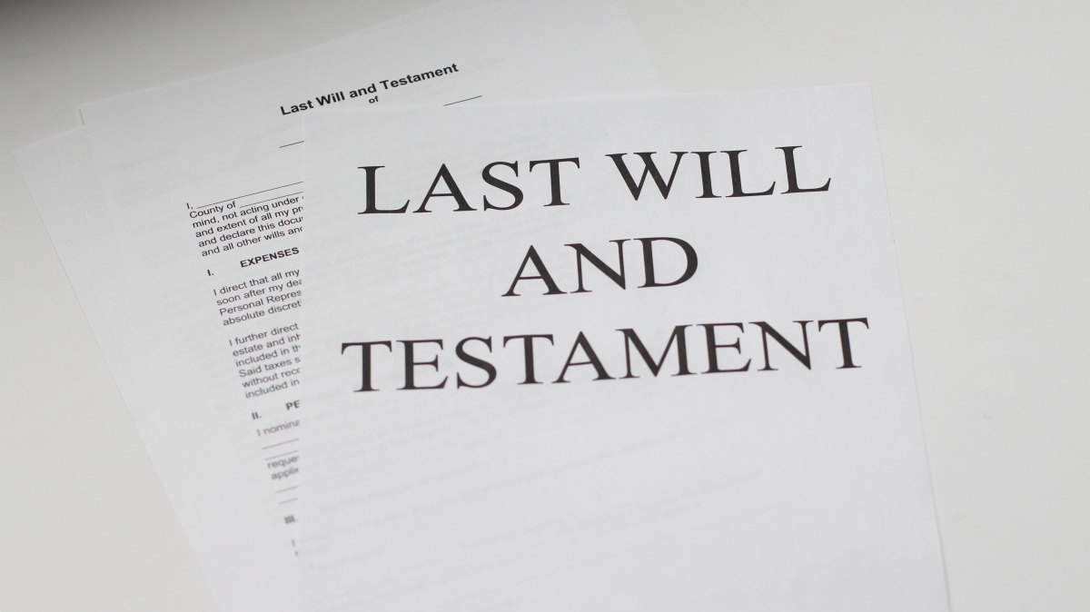 Four Reasons Why a Last Will and Testament Is Not an Estate Plan